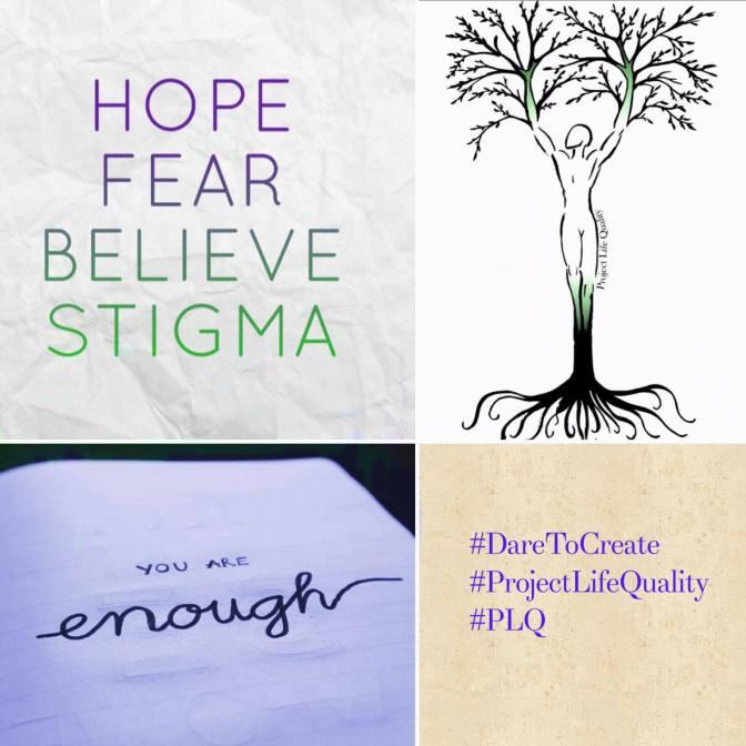 Dare to Create – Challenge Stigma of Abuse