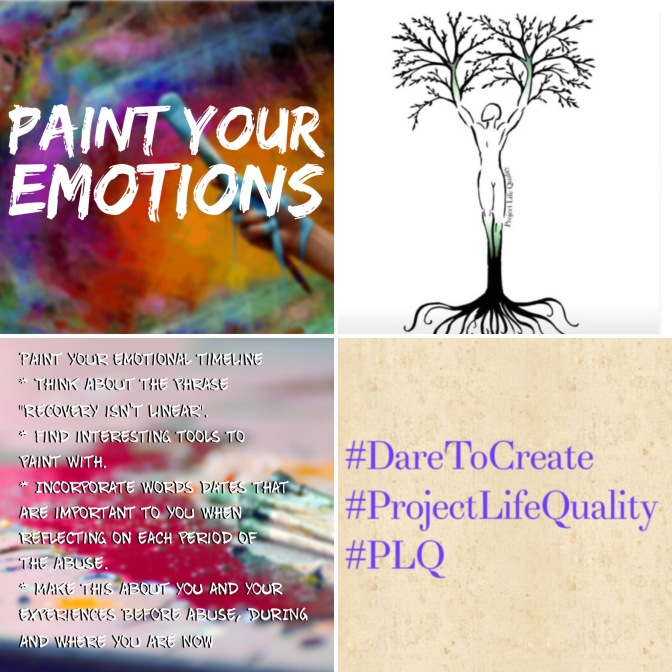 Dare to Create – Recovery isn't a linear experience